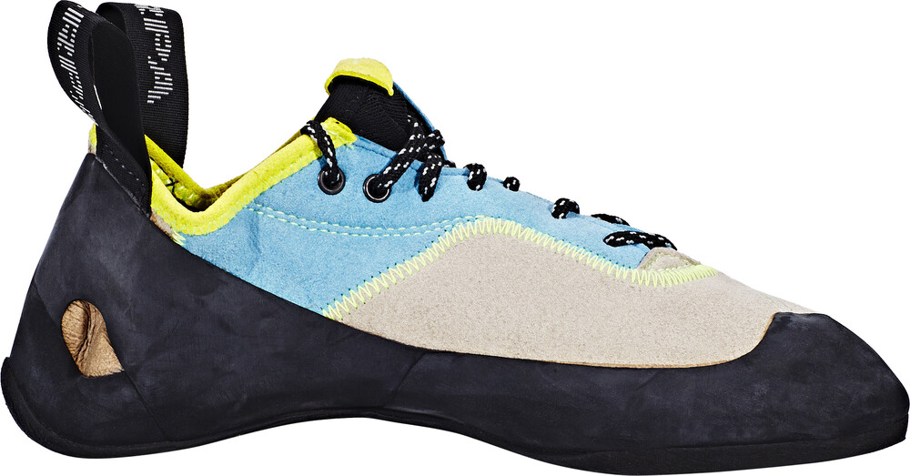 Scarpa Velocity W chaussures d'escalade gray/yellow